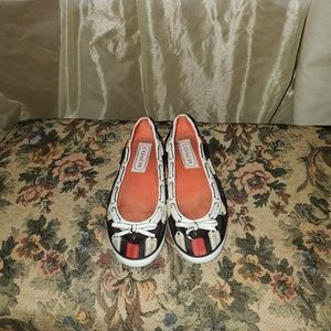 Coach brand slip on Shoes size 8